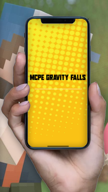 MCPE Gravity Falls screenshot 2