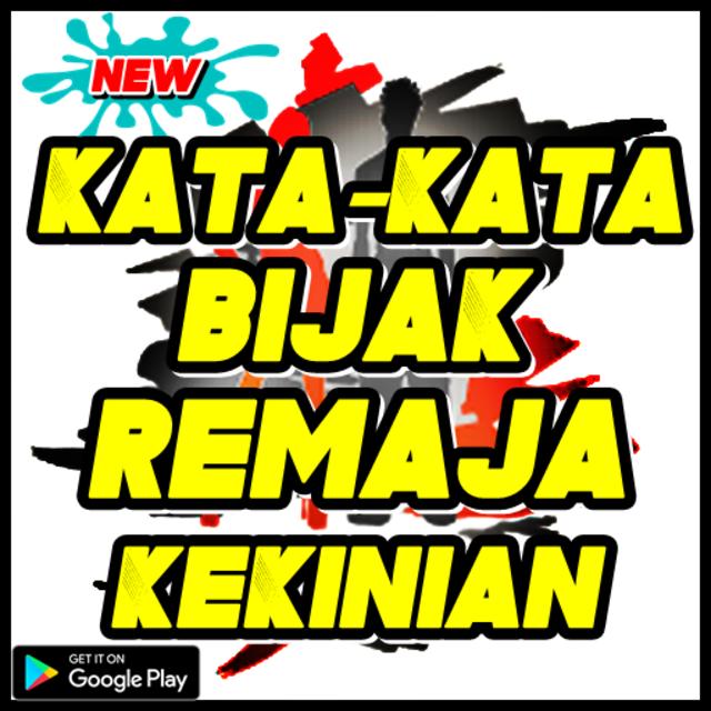 About Kata Kata Bijak Remaja Google Play Version Kata Kata