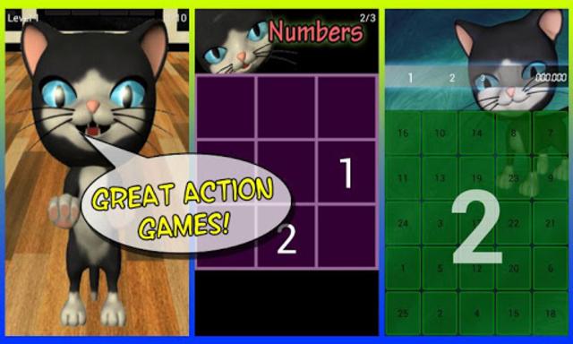 Talking Cat & Dog – AdFree screenshot 4