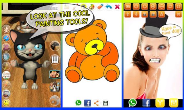 Talking Cat & Dog – AdFree screenshot 3