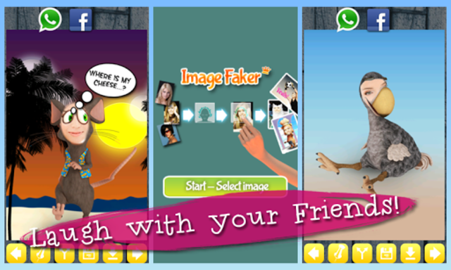 Talking Didi the Dodo - AdFree screenshot 20