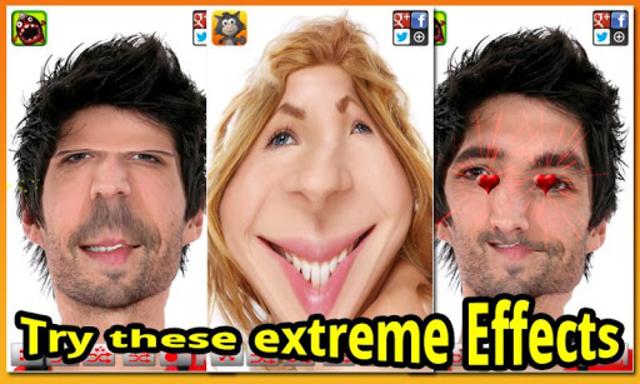 Warp My Face: Fun Photo Editor screenshot 16
