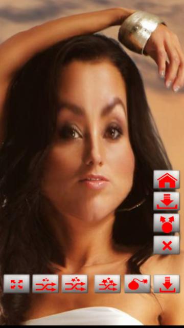 Warp My Face: Fun Photo Editor screenshot 3