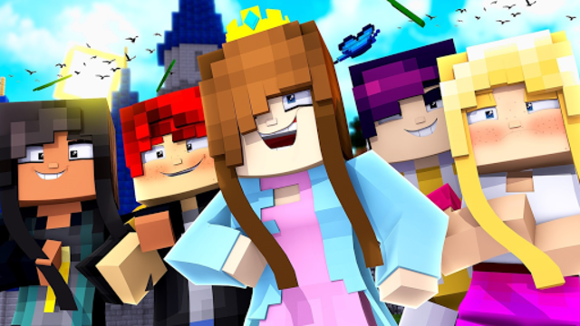 Girl Skins screenshot 5