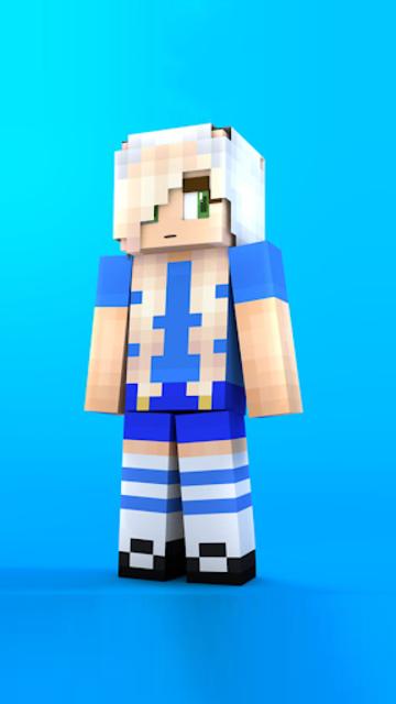 Girl Skins screenshot 8
