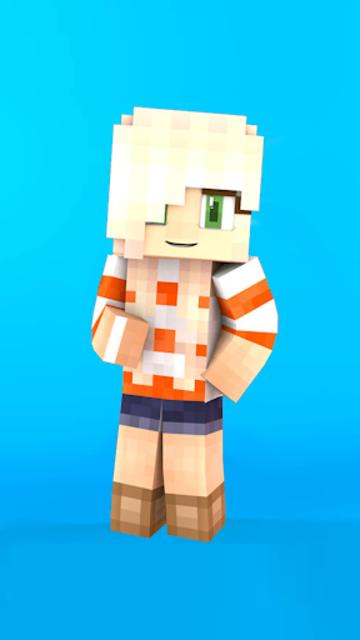 Girl Skins screenshot 11