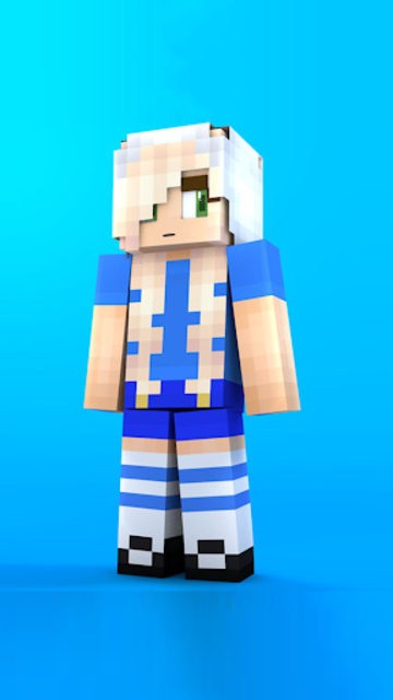 Girl Skins screenshot 12