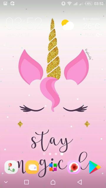 Girly Galaxy wallpapers Cute & Kawaii backgrounds screenshot 10