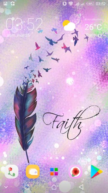 Girly Galaxy wallpapers Cute & Kawaii backgrounds screenshot 11