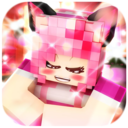 Icon for Kawaii Skins for MCPE (Minecraft PE)