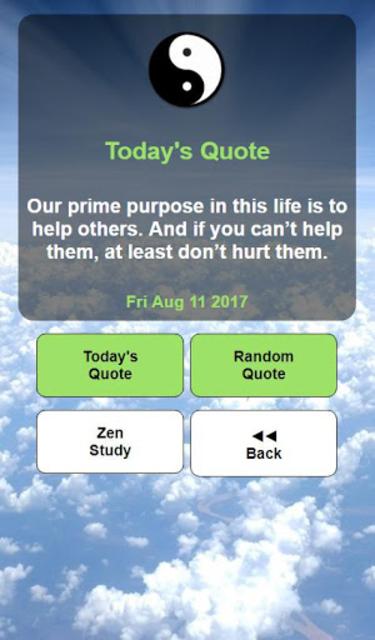 Daily Zen / Buddha Quotes screenshot 6