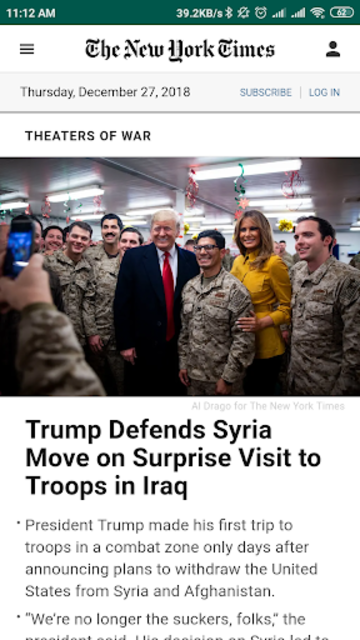 USA Newspapers screenshot 3