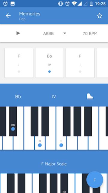 Chord Progression Master For Piano screenshot 8
