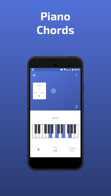 Easy Chord: Progression Editor and Creator screenshot 1