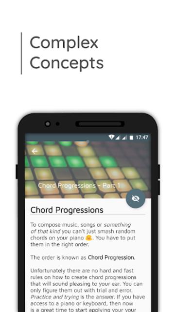 Music Theory with Piano Tools screenshot 2