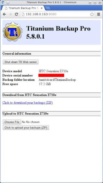 Titanium Backup PRO Key ★ root needed screenshot 4