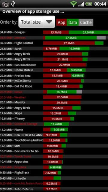 Titanium Backup PRO Key ★ root needed screenshot 7