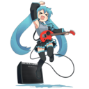 Icon for Beat Beat Vocaloid