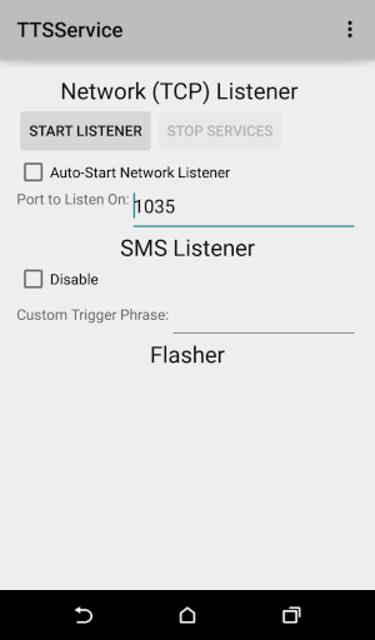 LANnouncer screenshot 1