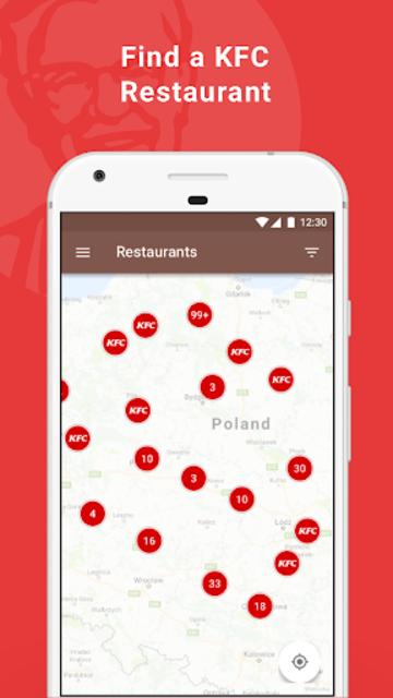 KFC Poland screenshot 8