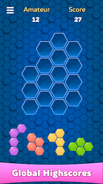 Hexa Mania screenshot 1