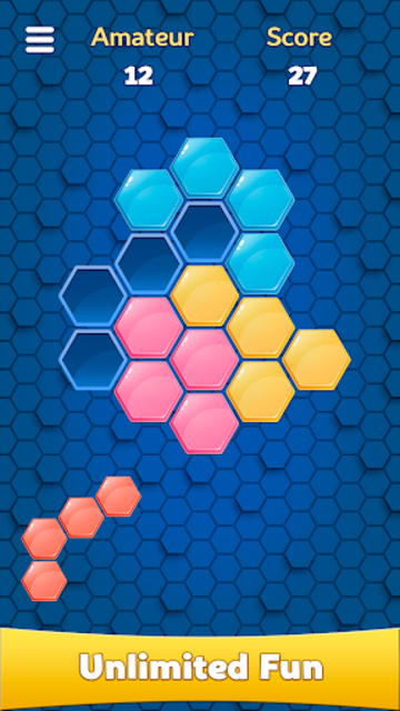 Hexa Mania screenshot 2