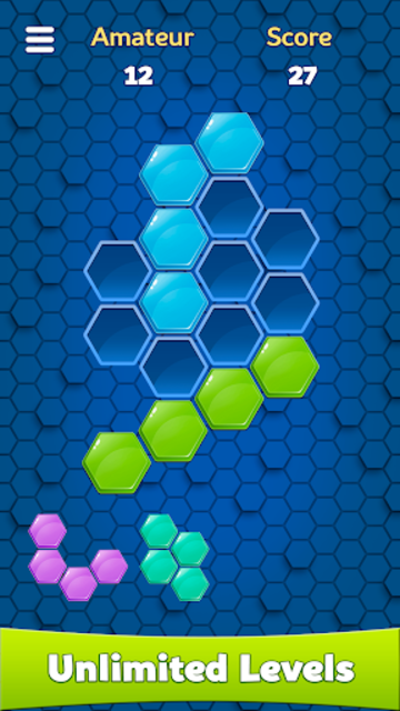 Hexa Mania screenshot 6