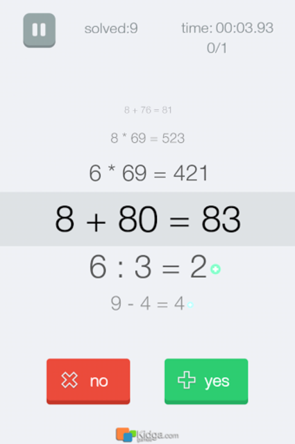 Math Effect Full screenshot 3