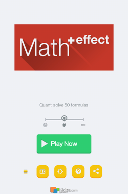 Math Effect screenshot 2