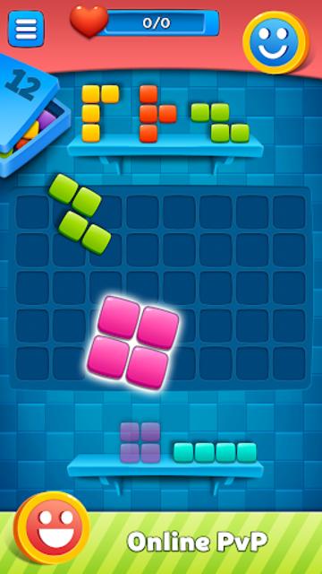 Quadris® Duels - Blocks PvP Battle screenshot 1