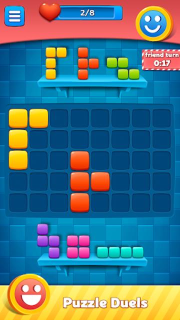 Quadris® Duels - Blocks PvP Battle screenshot 2