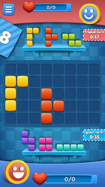 Quadris® Duels - Blocks PvP Battle screenshot 7