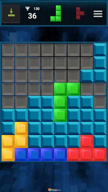 Quadris® screenshot 5