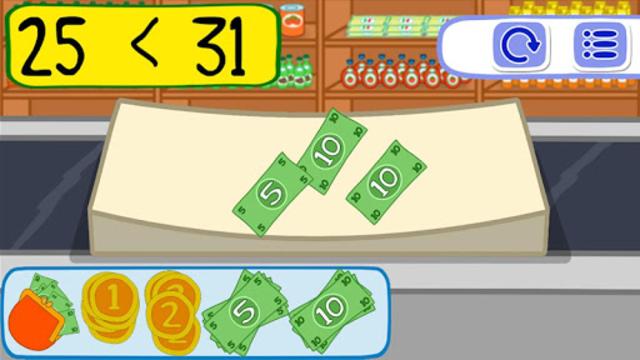 Supermarket: Shopping Games for Kids screenshot 4