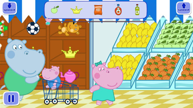 Supermarket: Shopping Games for Kids screenshot 10