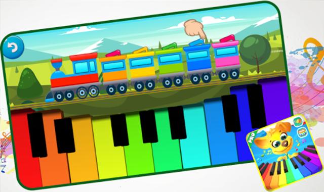 My baby piano - Music & Songs screenshot 2