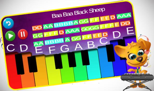 My baby piano - Music & Songs screenshot 3
