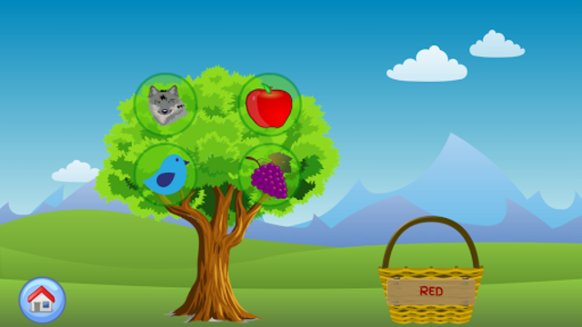 Educational Games for Kids - Colors Numbers Shapes screenshot 2