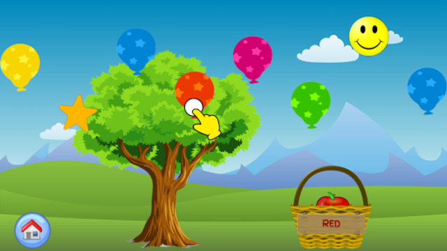 Educational Games for Kids - Colors Numbers Shapes screenshot 3