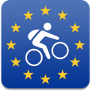 Icon for EuroCycle - Offline Maps for EuroVelo Cycle Routes