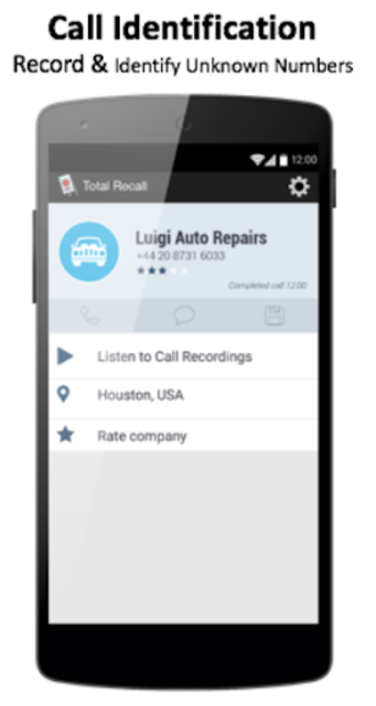 Call Recorder screenshot 8