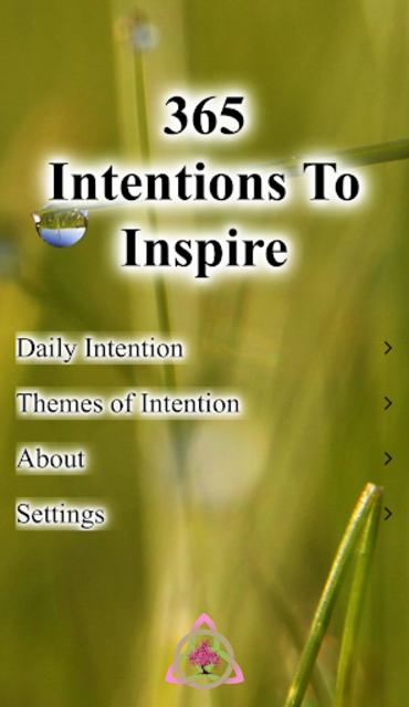 365 Intentions To Inspire screenshot 1