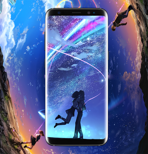 About Kimi No Na Wa Your Name Wallpapers Google Play Version Kimi No Na Wa Your Google Play Apptopia