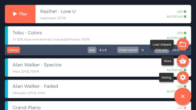 UniPad screenshot 2