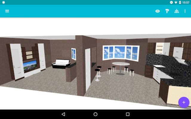Kitchen Planner 3D screenshot 2