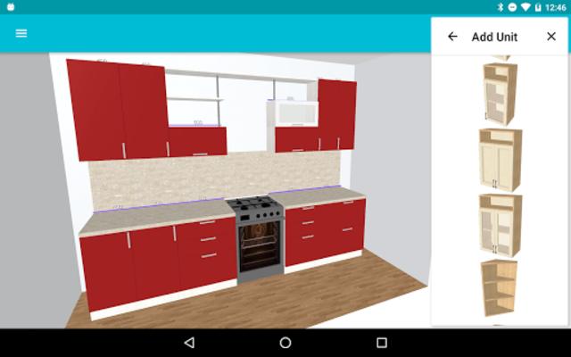 Kitchen Planner 3D screenshot 3
