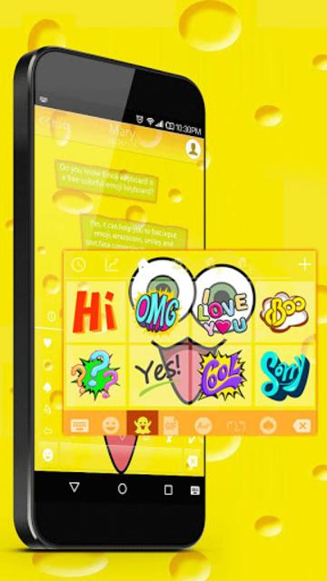 Sponge Emoji Wallpaper screenshot 3