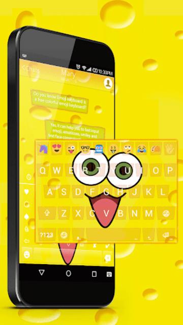 Sponge Emoji Wallpaper screenshot 4