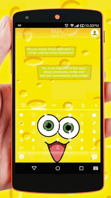 Sponge Emoji Wallpaper screenshot 6