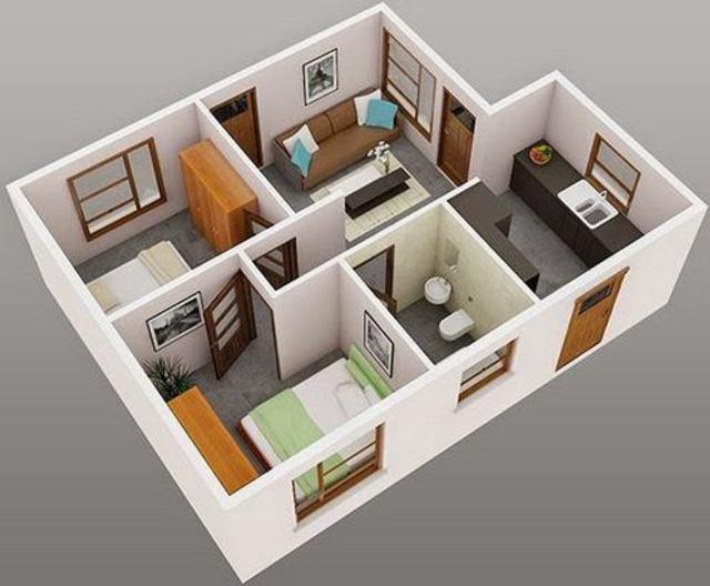 Home Interior Design 3D screenshot 1